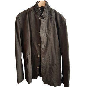 Men's Danier Sueded Leather Jacket